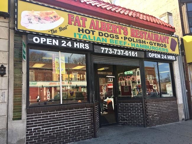 Fat Albert Restaurant 30